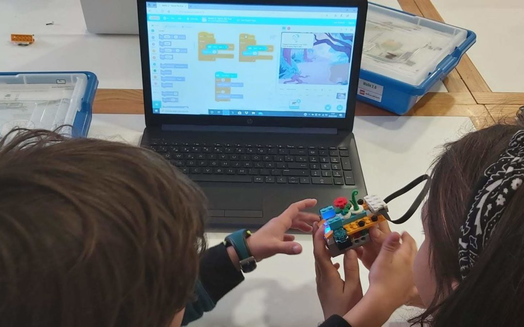 Programación y robótica educativa