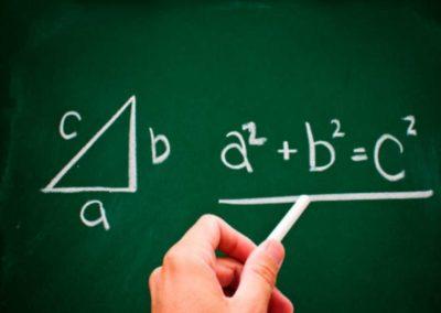 Matemáticas 6º EP 1clase/semana: 39,95 €/mes