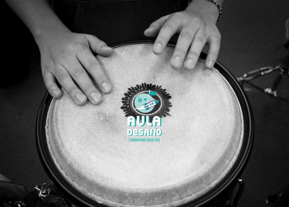 Iniciación a la percusión: 1clase/semana 18,95 €/mes